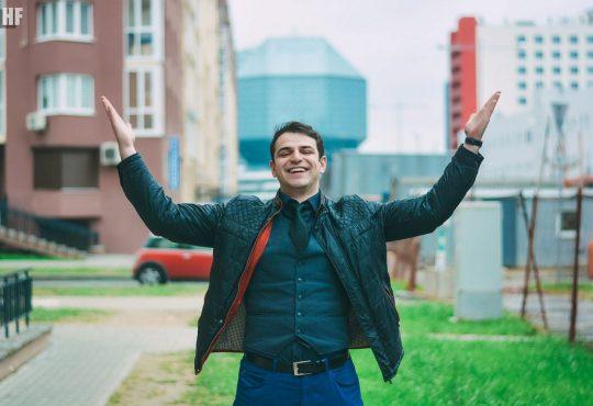 Ведущий на свадьбу Павел Горбач